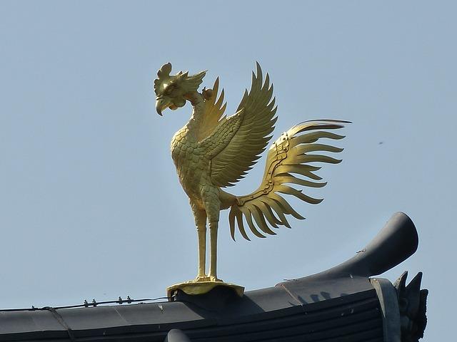 中国の鳳凰